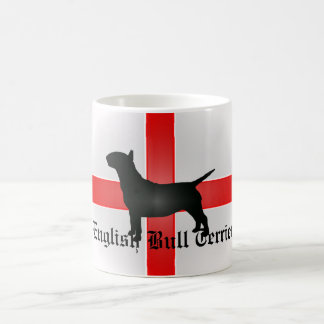English Bull Terrier 325 ml Classic White Mug