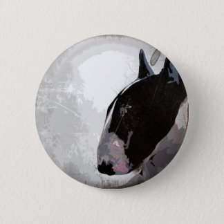 English bull terrier badge buttons.
