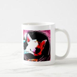 english bull terrier coffee mug