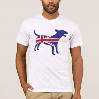 English Bull Terrier / Union Jack Tee