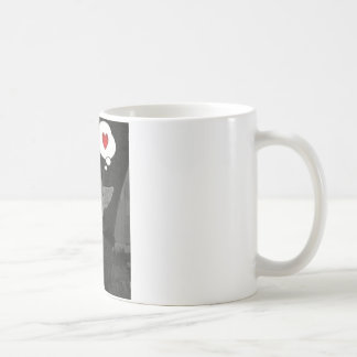 english bull terrier valentine coffee mug