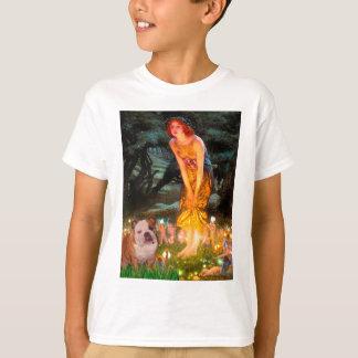 English Bulldog 1 - MidEve T-Shirt