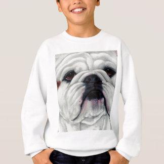English Bulldog Close and Personal T-shirt