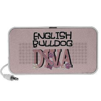 English Bulldog DIVA iPod Speaker