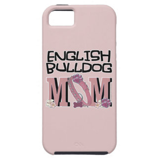 English Bulldog MOM Case For The iPhone 5