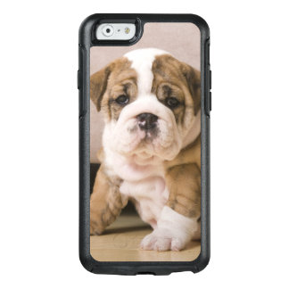 English bulldog puppies OtterBox iPhone 6/6s case