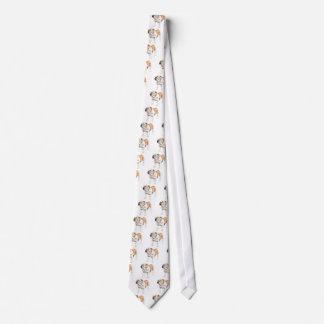 English Bulldog Tie