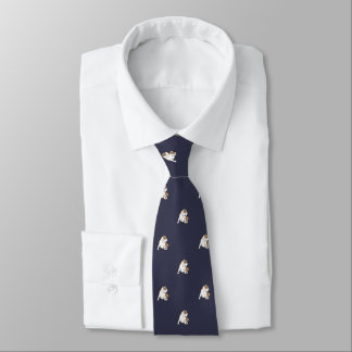 English Bulldog Tie