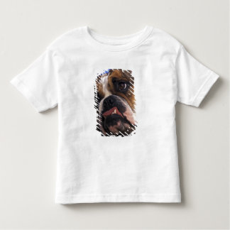 English Bulldog Toddler T-Shirt