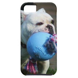English bulldog tough iPhone 5 case