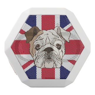 English Bulldog & Union Jack Bluetooth Speaker