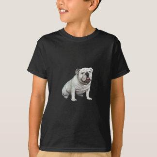 English Bulldog - White 1 T-Shirt