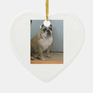English bulldogs ornaments