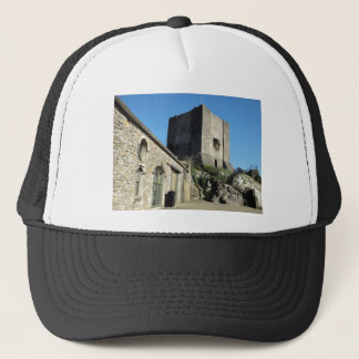 English Castle Trucker Hat