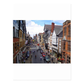 English City of Chester Post Cards
