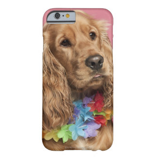 English Cocker Spaniel (10 months old) Barely There iPhone 6 Case