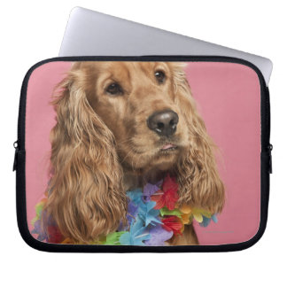 English Cocker Spaniel (10 months old) Laptop Sleeve