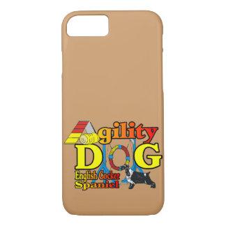 English Cocker Spaniel Agility iPhone 7 Case
