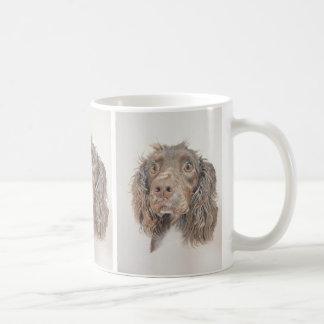 English Cocker Spaniel art. Coffee Mug