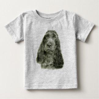 English Cocker Spaniel Baby T-Shirt