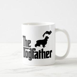 English Cocker Spaniel Basic White Mug