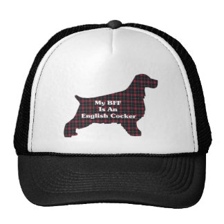 English Cocker Spaniel BFF Hat