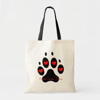 English Cocker Spaniel Budget Tote Bag