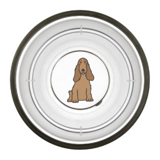 English Cocker Spaniel Dog Cartoon
