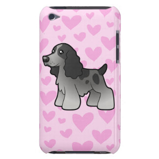 English Cocker Spaniel Love Barely There iPod Case