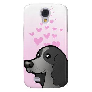 English Cocker Spaniel Love Galaxy S4 Case