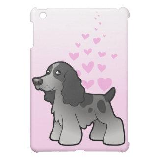 English Cocker Spaniel Love iPad Mini Case