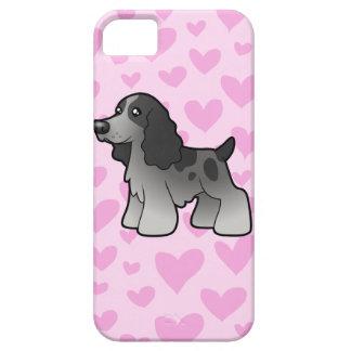 English Cocker Spaniel Love iPhone 5 Cover