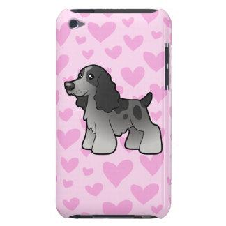 English Cocker Spaniel Love iPod Touch Case-Mate Case