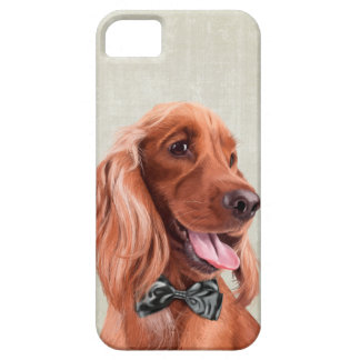 English Cocker Spaniel portrait iPhone 5 Cases