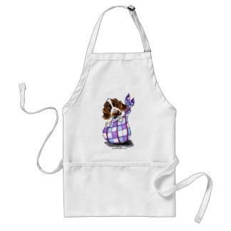 English Cocker Spaniel Sack Puppy Standard Apron