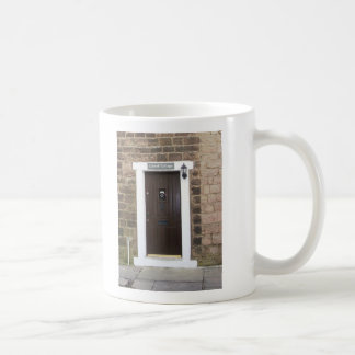 English Cottage Door Coffee Mug