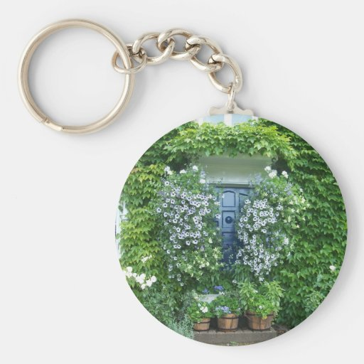 English Countryside Pictures Key Chains