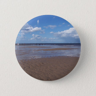English Countryside Pictures Skegness (18) 6 Cm Round Badge