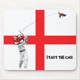 English cricket-Ashes 2009 Mouse Mat