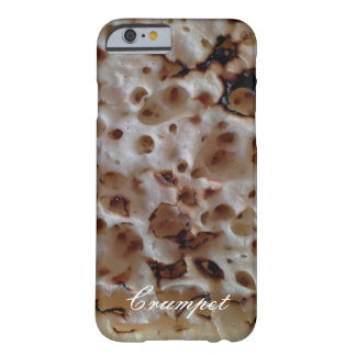 English Crumpet Personalized Barely There iPhone 6 Case