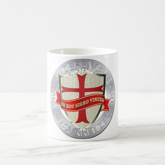 English Defence League Mug