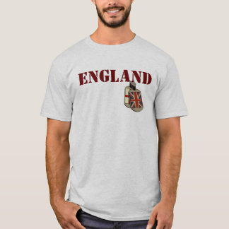 English Dog Tags T-Shirt