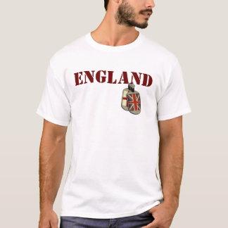 English Dog Tags T-Shirt