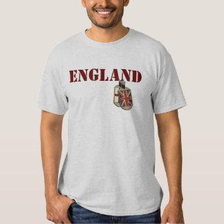 English Dog Tags T Shirts