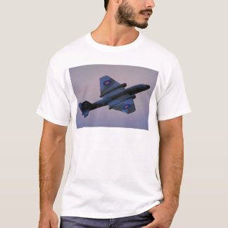 English Electric Canberra in flight at Cranfield, T-Shirt