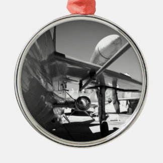 English Electric Lightning F.6 Christmas Ornament