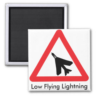 English Electric Lightning Magnet