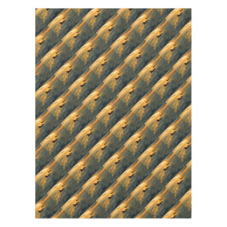 English Electric Lightning sunset flight Tablecloth