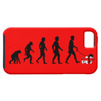 English evolution iPhone 5 cover