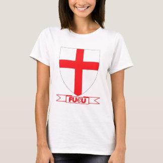 English flag-anti EU T-Shirt